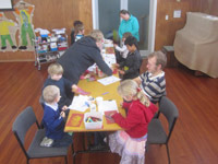 Messy Church Activity