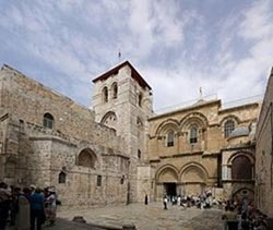 Church of the Holly Sepulchre, Jerusalem